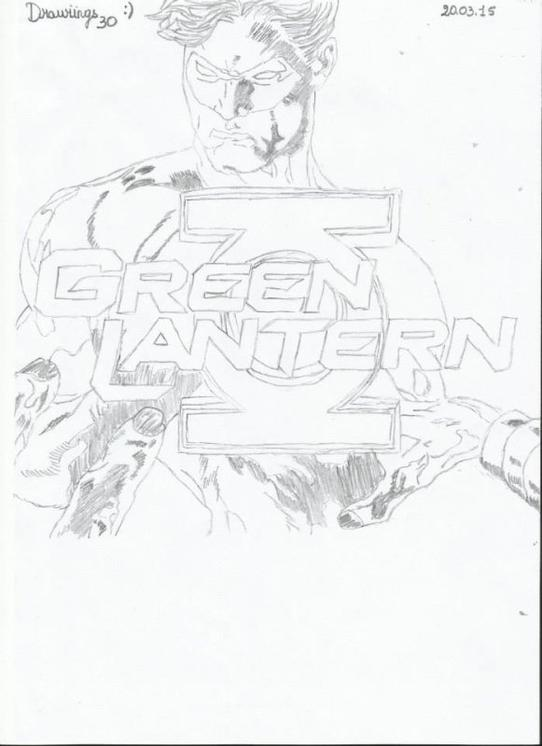 Hal Jordan - Green Lantern