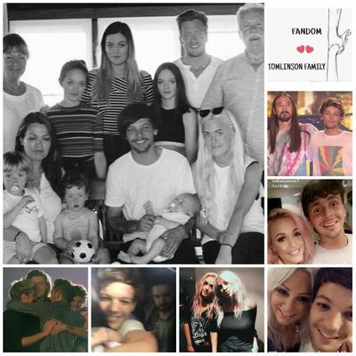 Jay and Tomlinson Family
