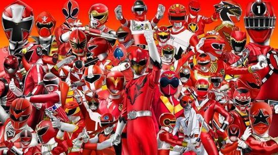 Liste de toutes les saisons de Super Sentai existantes