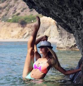Que font nos gymnastes préférées cet été (1) ??!!
