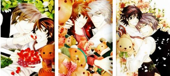 ► Junjou Romantica