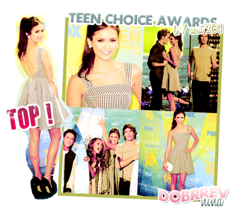 les teen choice awards