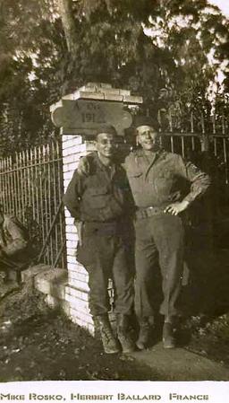 191ème Bataillon de chars US - 191st Tank battalion