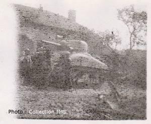 191ème Bataillon de chars - 191st Tank battalion