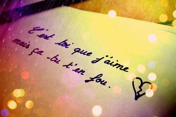 texte pour te dit je t'aime