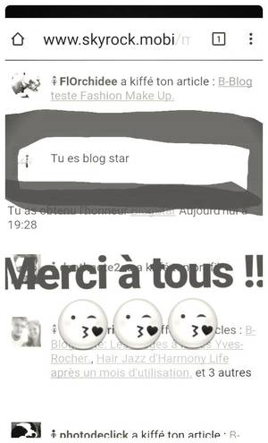 B-Blog  !