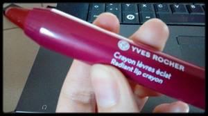 B-Blog teste: Les rouges à lèvres Yves-Rocher.