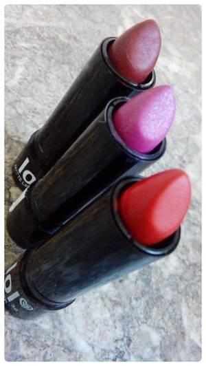 B-Blog teste les rouges à lèvres de chez BYS.