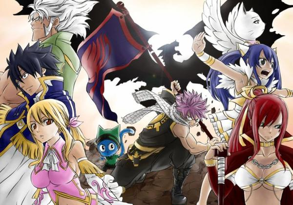 Fairy tail !