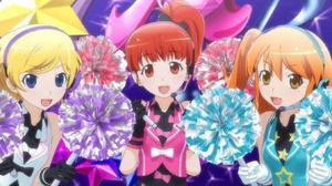 Pretty Rhythm Aurora Dream !
