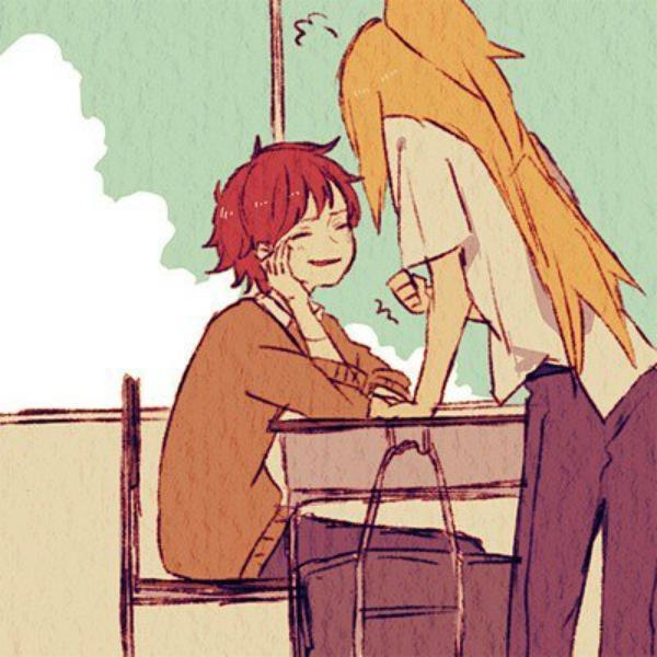 - « Le vrai amour est l'homme qui est capable de te faire frissonner rien qu'en t'embrassant le front »