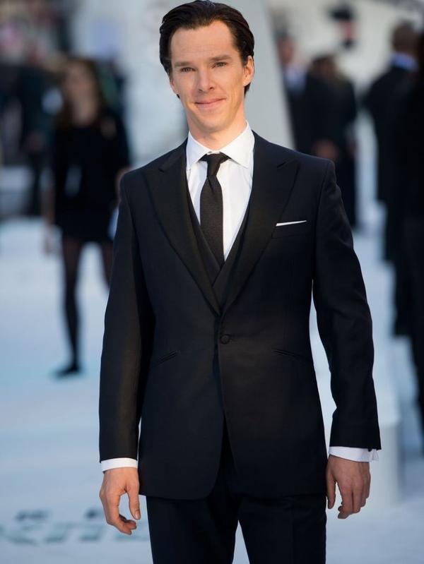 Benedict Cumberbatch dans le magazine français : Grazia ! :)