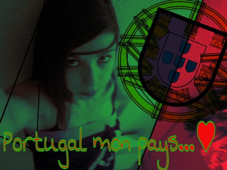 Portugal toute ma vie<3 Eu te Amo Portugal