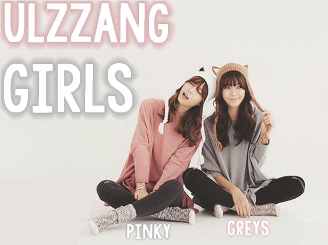 Ulzzang girls:
