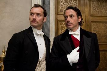 Film : Sherlock Holmes 2