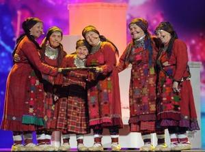 Musique : Eurovision 2012