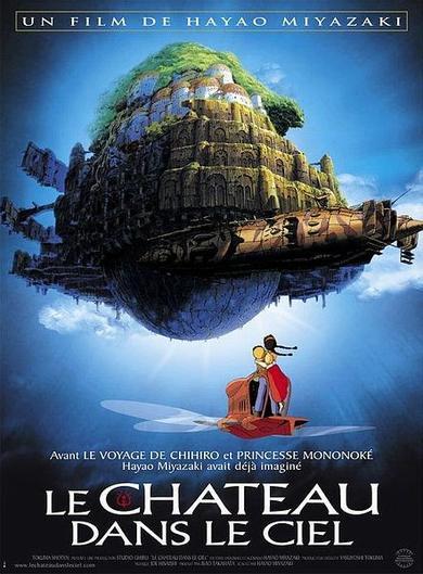 Film : Le château dans le ciel