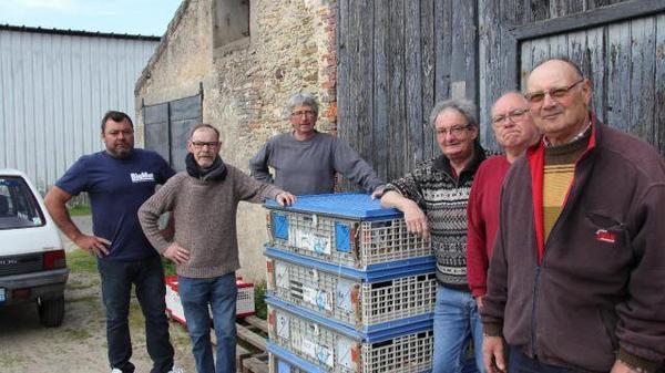 Article paru sur OUEST-FRANCE  sur nos voisins de Saint gilles Croix de vie