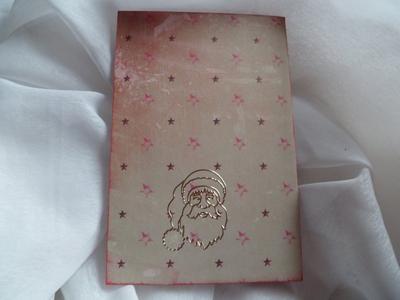 66 - Scrapbooking - Carte de voeux