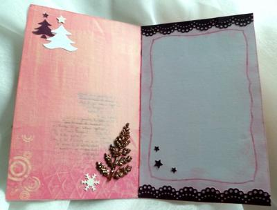 "68 - Scrapbooking  - ""Card happy new year"""