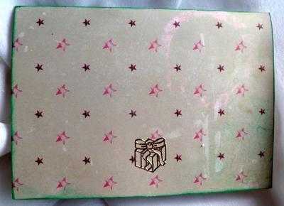 48 - Scrapbooking - Carte de voeux