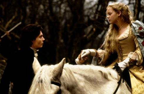 """""""- C'était un cavalier sans tête ! - Il ne faut pas vous exalter. - Mais c'était un cavalier sans tête !"""""""