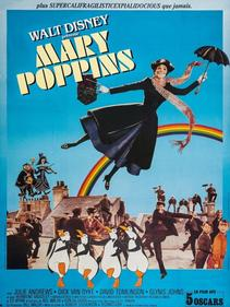 Disney et sa Poppins