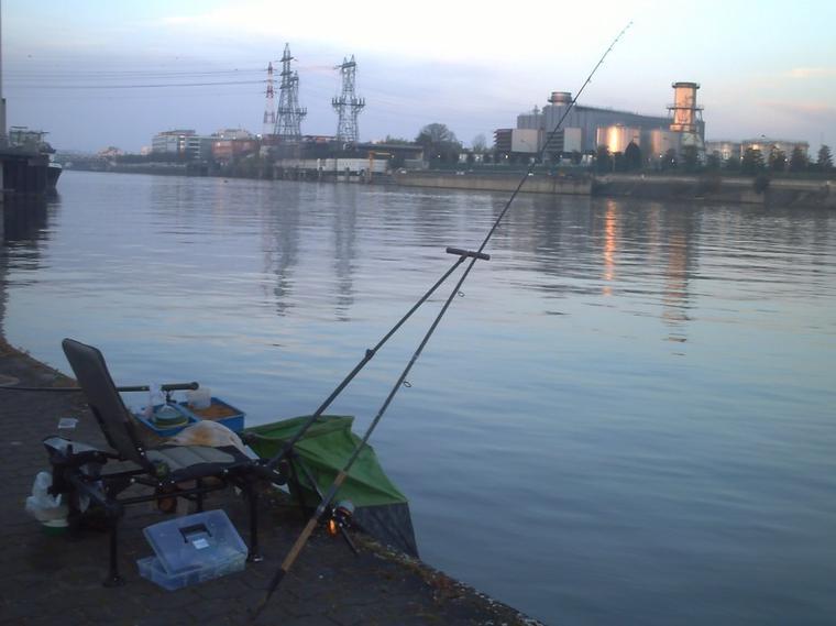 une vidéo et une pêche en seine