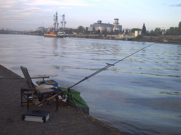 une pêche et un bonus video