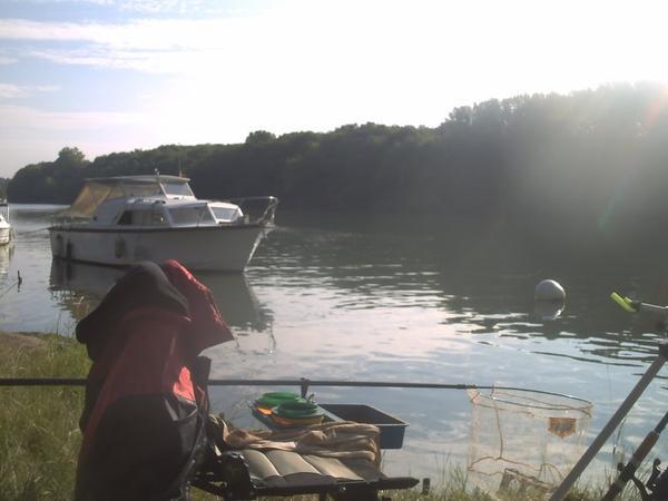 voila deux pêches différente