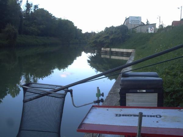 Canal de Chalifert