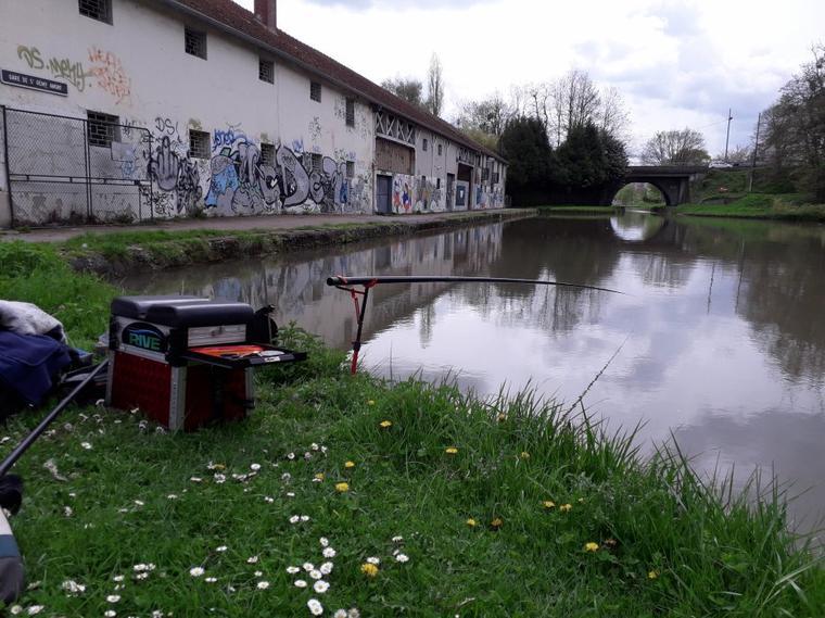 canal de l'ourcq meaux