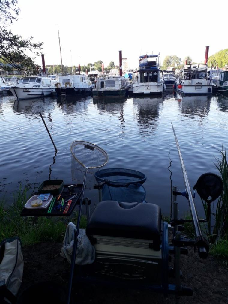 pêche du 2 mai 2018