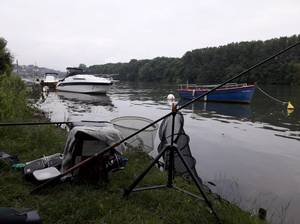 peche feeder en seine le 2 juin 2018