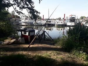 le port de draveil 14 juillet 2018