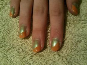 petit nail art =)