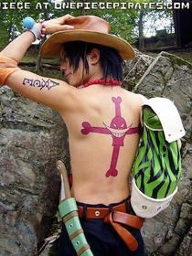 One piece cosplay!!!
