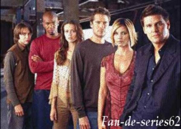 Angel : épisodes : saison 1