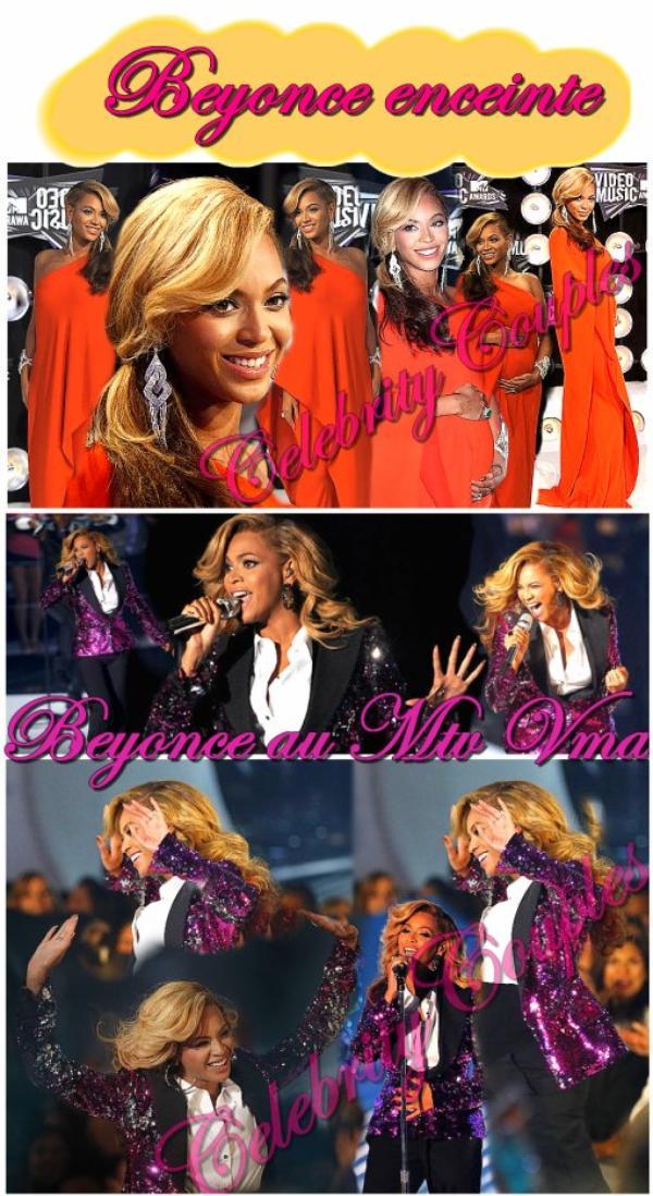 Beyonce est enceinte de Jay Z