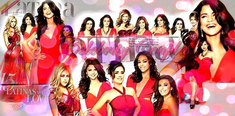 Selena Gomez dans le magazine Latina