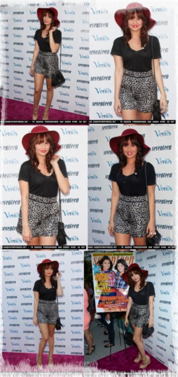 Debby au seventeen Celebrates Kendall & Kylie Jenner.