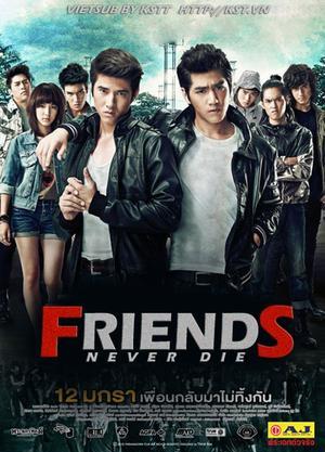 My True Friend (2012) 720p WEB-DL [Hindi-Thai] Full Movie