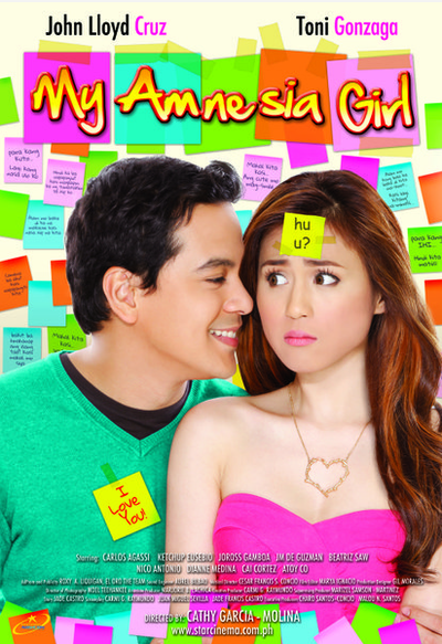 Film : Philippin My Amnesia Girl 110 minutes