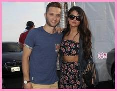 Candid Selena