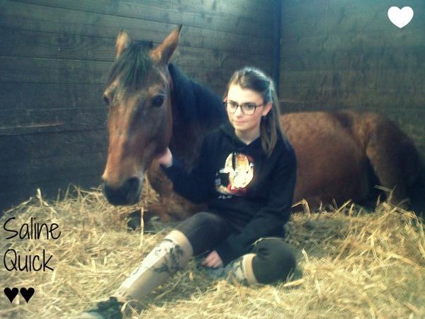 L'équitation ♥
