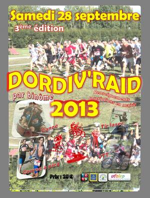 Le Dordiv'Raid 3ème édition (28/09/2013), par Stéphane LB