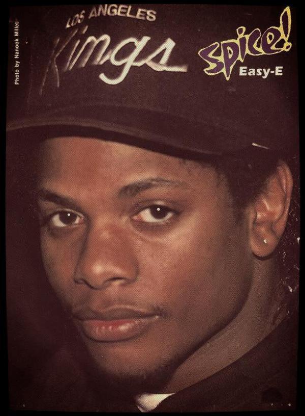 •                                             Eric Wright A.k.a. Eazy E                                                                                                              •