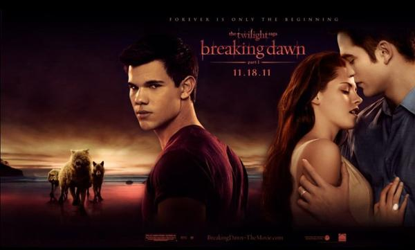 Twilight 4, partie 1 (2011)