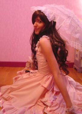 Costume de Princesse by ♥ Tomoé ♥