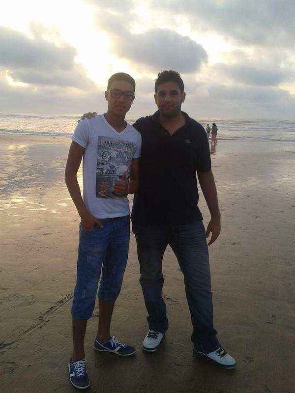 Me and My Best Friend Oussama